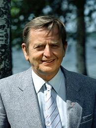 Das Attentat auf Olof Palme jährt sich zum 35. Mal