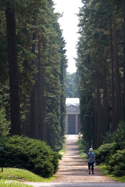 Skogskyrkogården – der lebendige Friedhof in Stockholm