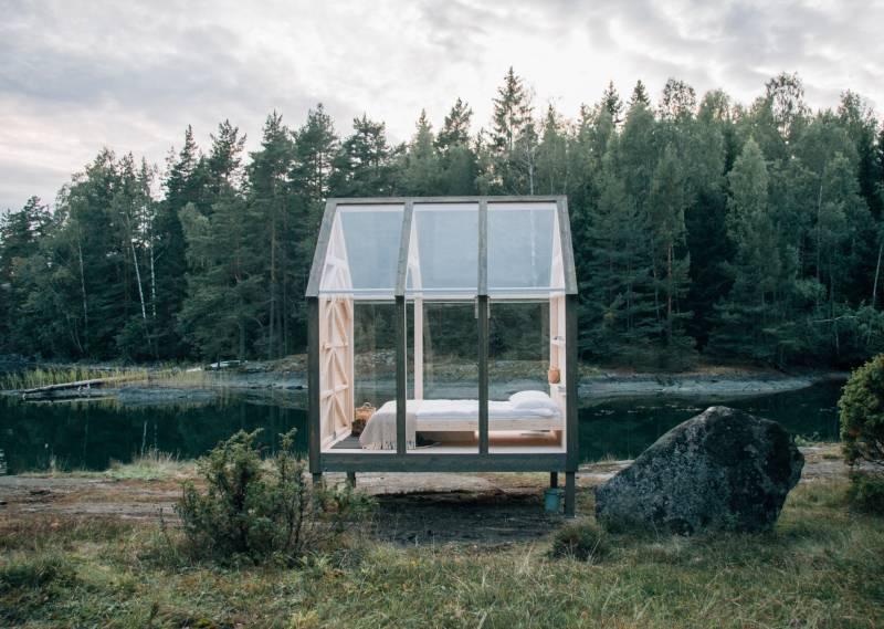 The 72 Hour Cabin – die schwedische Entspannung