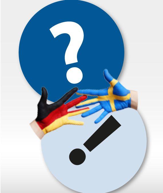 Coronastrategin: Skillnader mellan Tyskland och Sverige